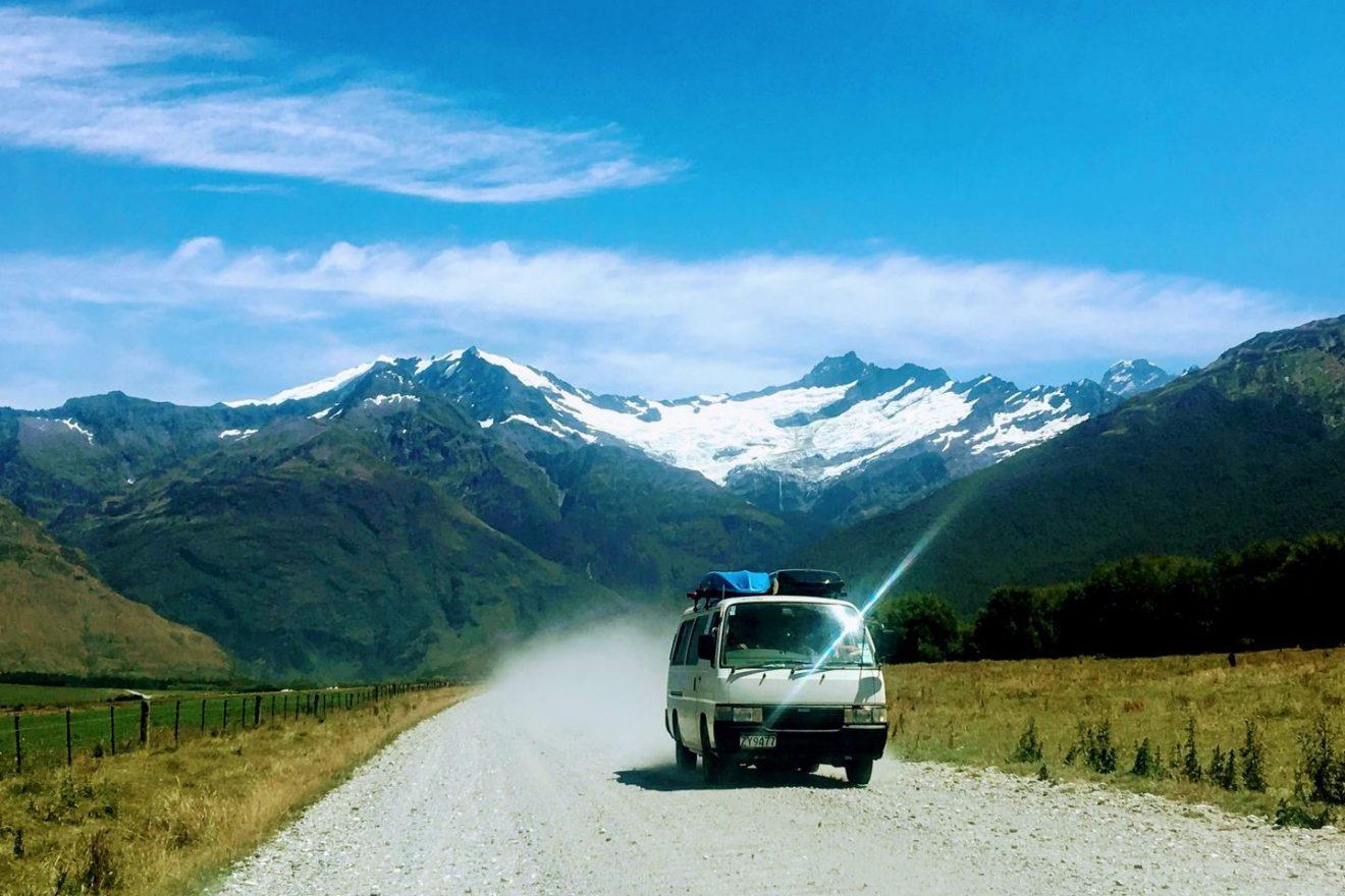 precio alquiler autocaravana en Nueva Zelanda presupuesto para viajar a Nueva Zelanda