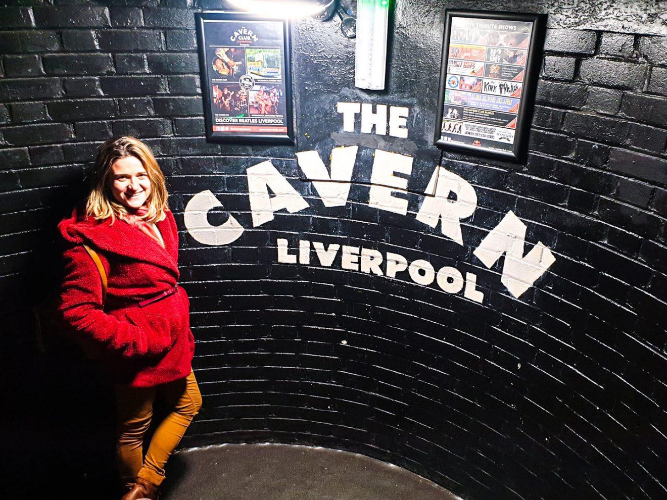 The Cavern Club imprescindibles Liverpool