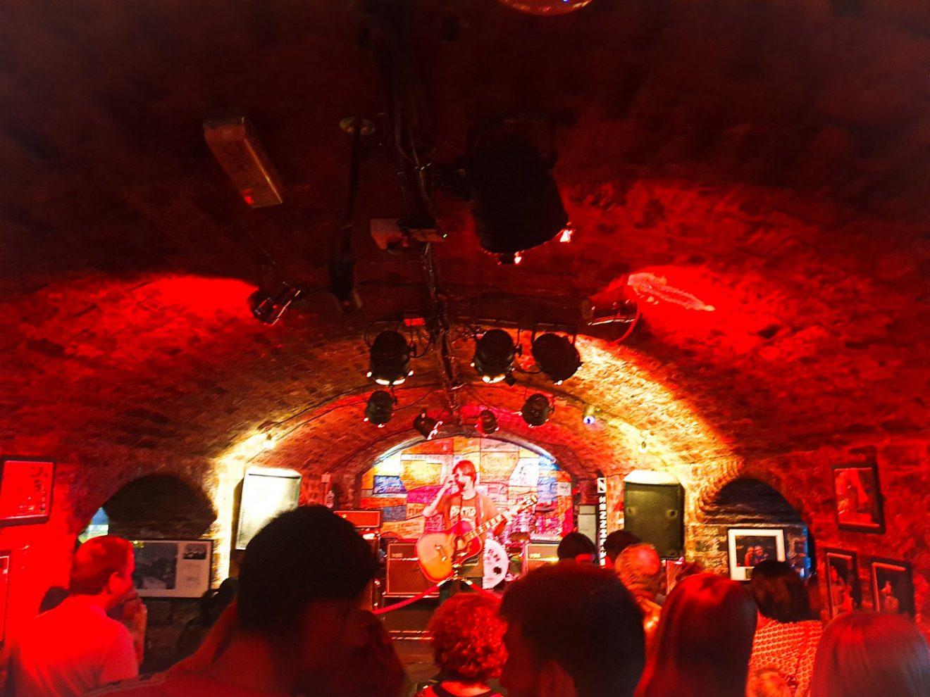 The Cavern Club que visitar Liverpool