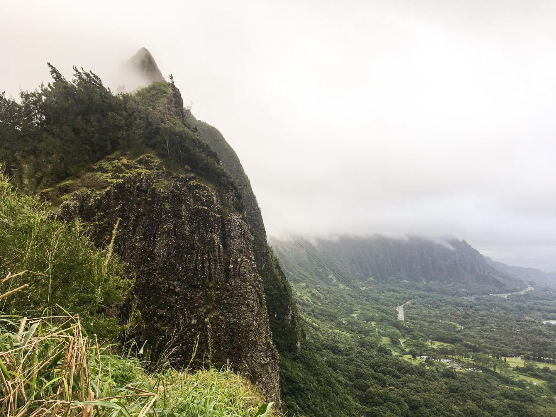 Mirador Nu´uanu Pali
