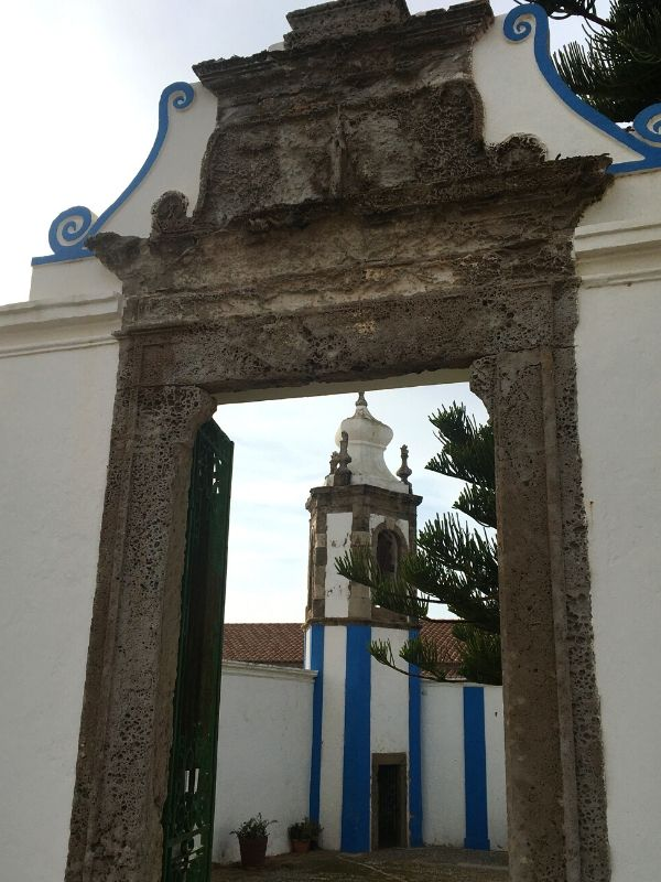 Iglesia de Nuestra Señora de los Remedios Peniche Portugal