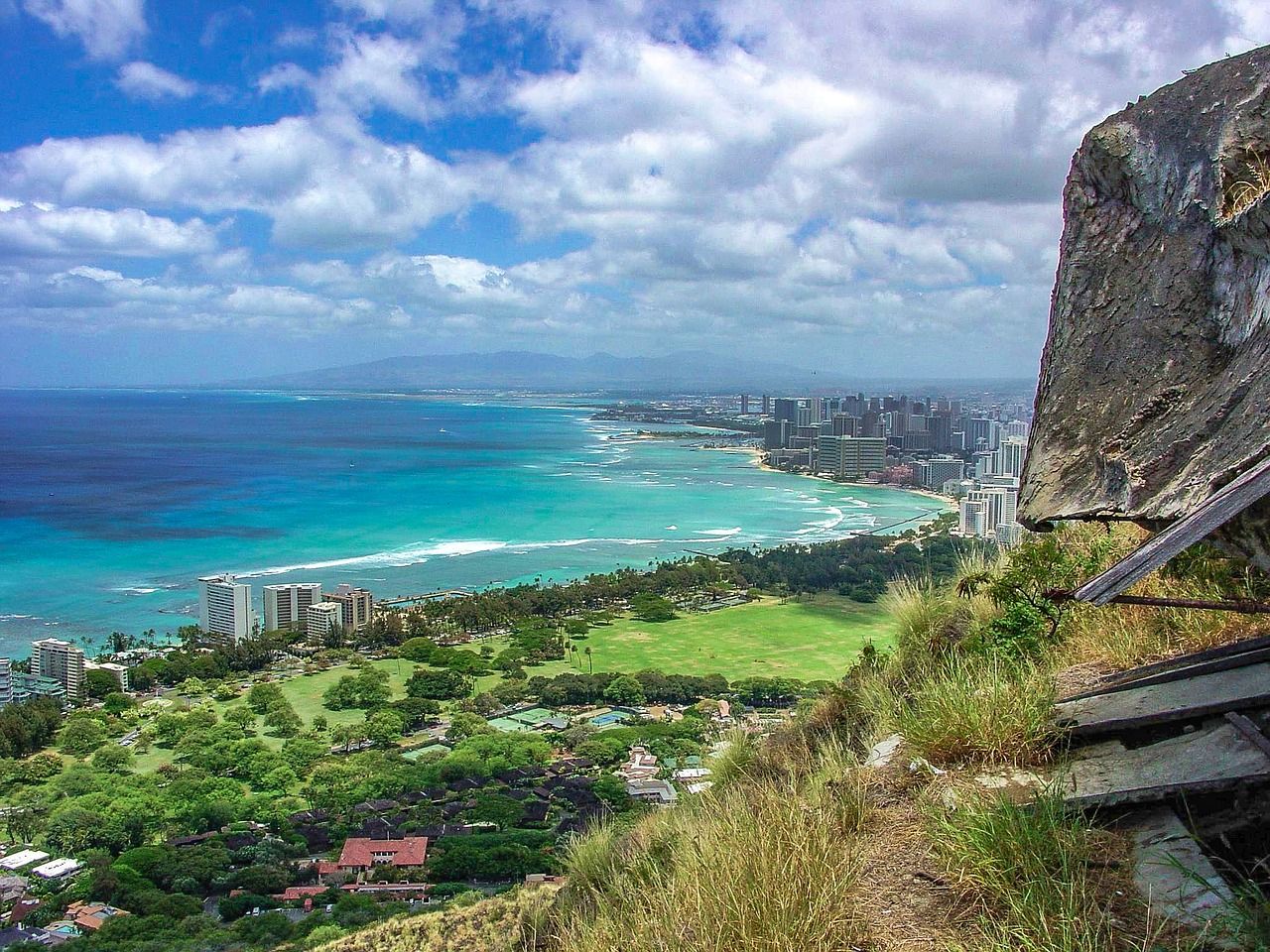 Vistas Diamond Head Oahu