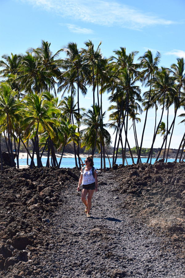 costa oeste big island hawaii
