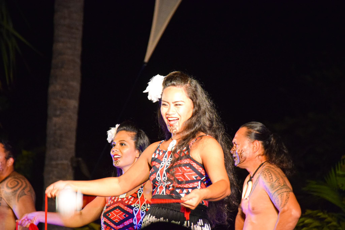 que ver big island Luau Hawaii