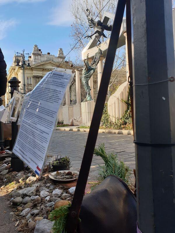 Plaza de la libertad Budapest