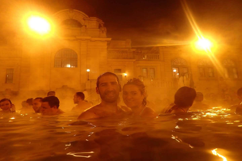 Széchenyi Thermal Baños Que ver en Budapest en 4 días