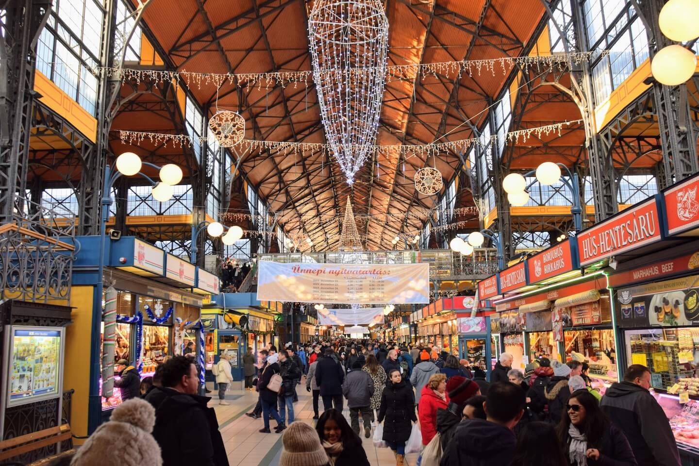 Central Market Hall Nagy Vásárcsarnok