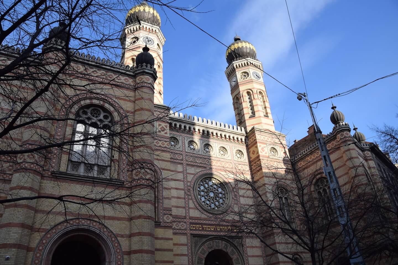 Sinagoga Budapest Que ver en budapest en 4 días