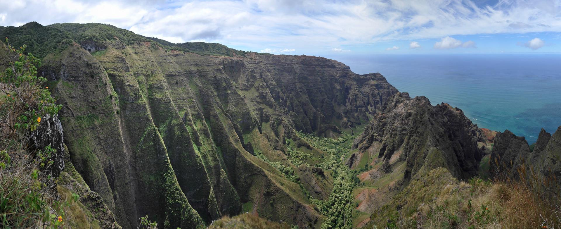sendero Awa'awapuhi Trail