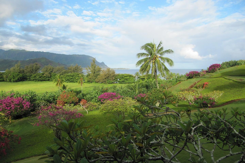 Hanalei Bay Kauai Hawaii