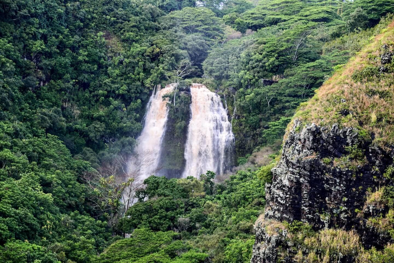Opaeka'a Falls Kauai Hawaii