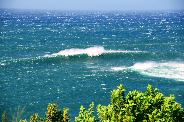 Jaws Maui Hawaii