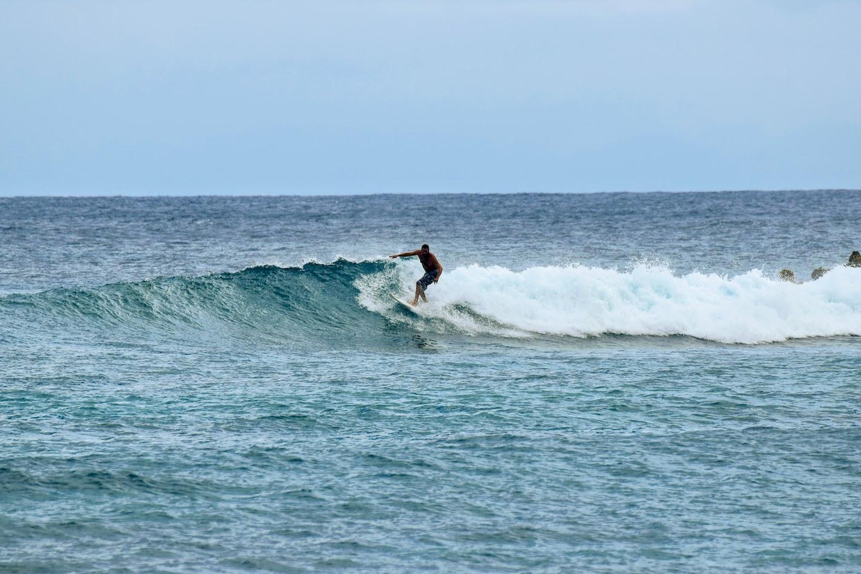 Surf Maui Hawaii