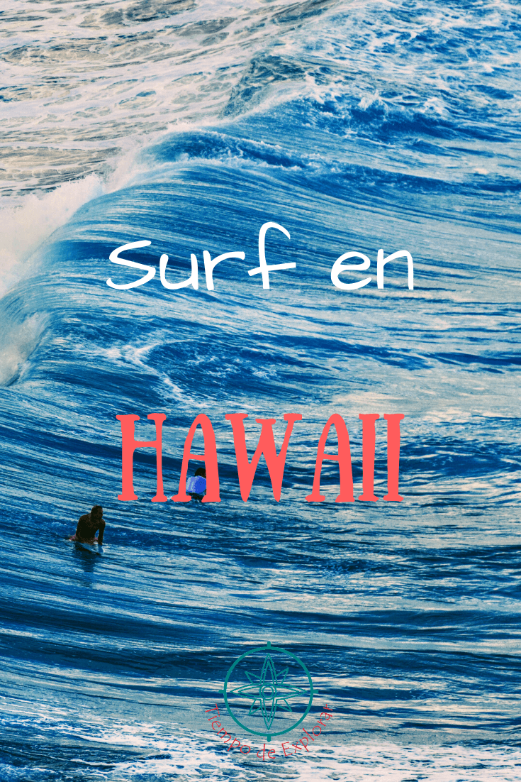 Surf en Hawaii Pinterest