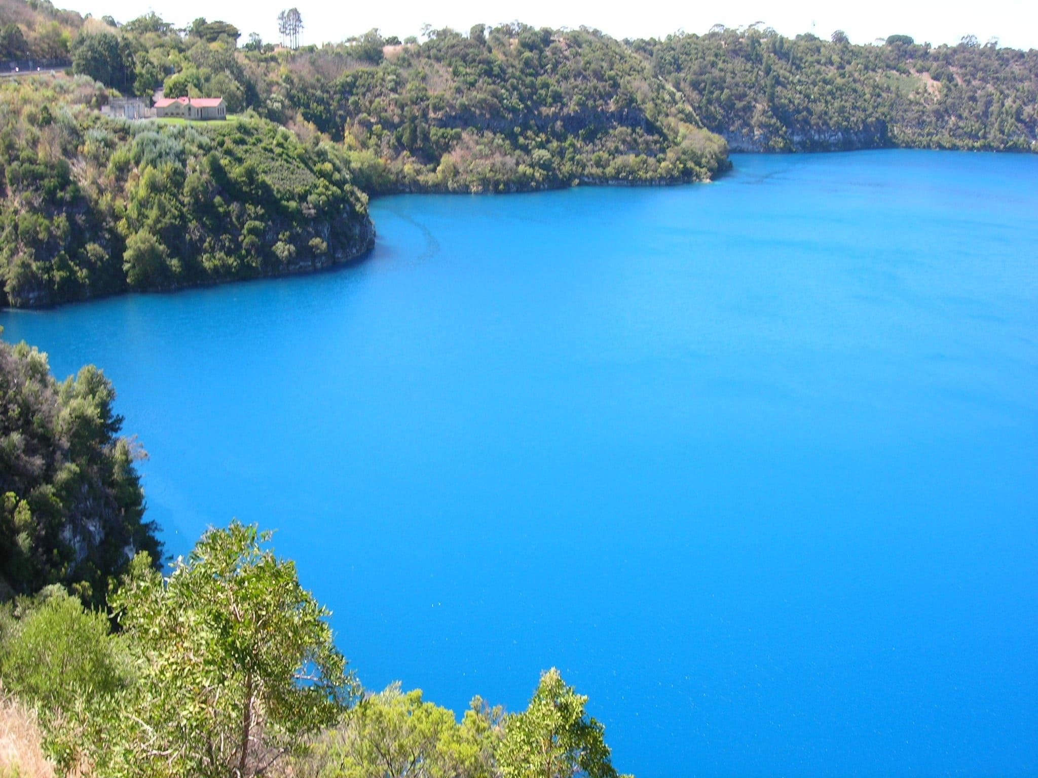 Lago Azul Mount Gambier Australia