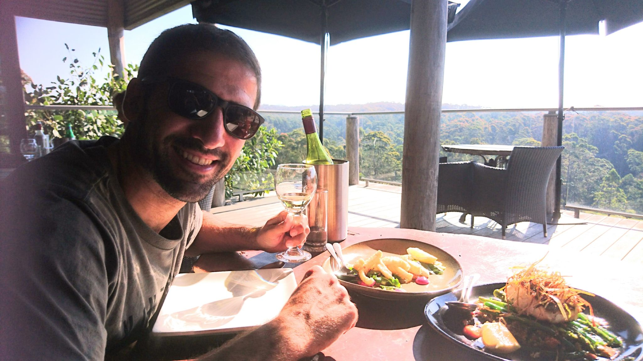 Mimosa Winery, Restaurante Drystone