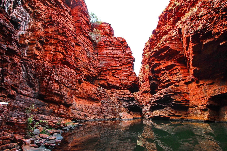 Parque Nacional Karijini Western Australia