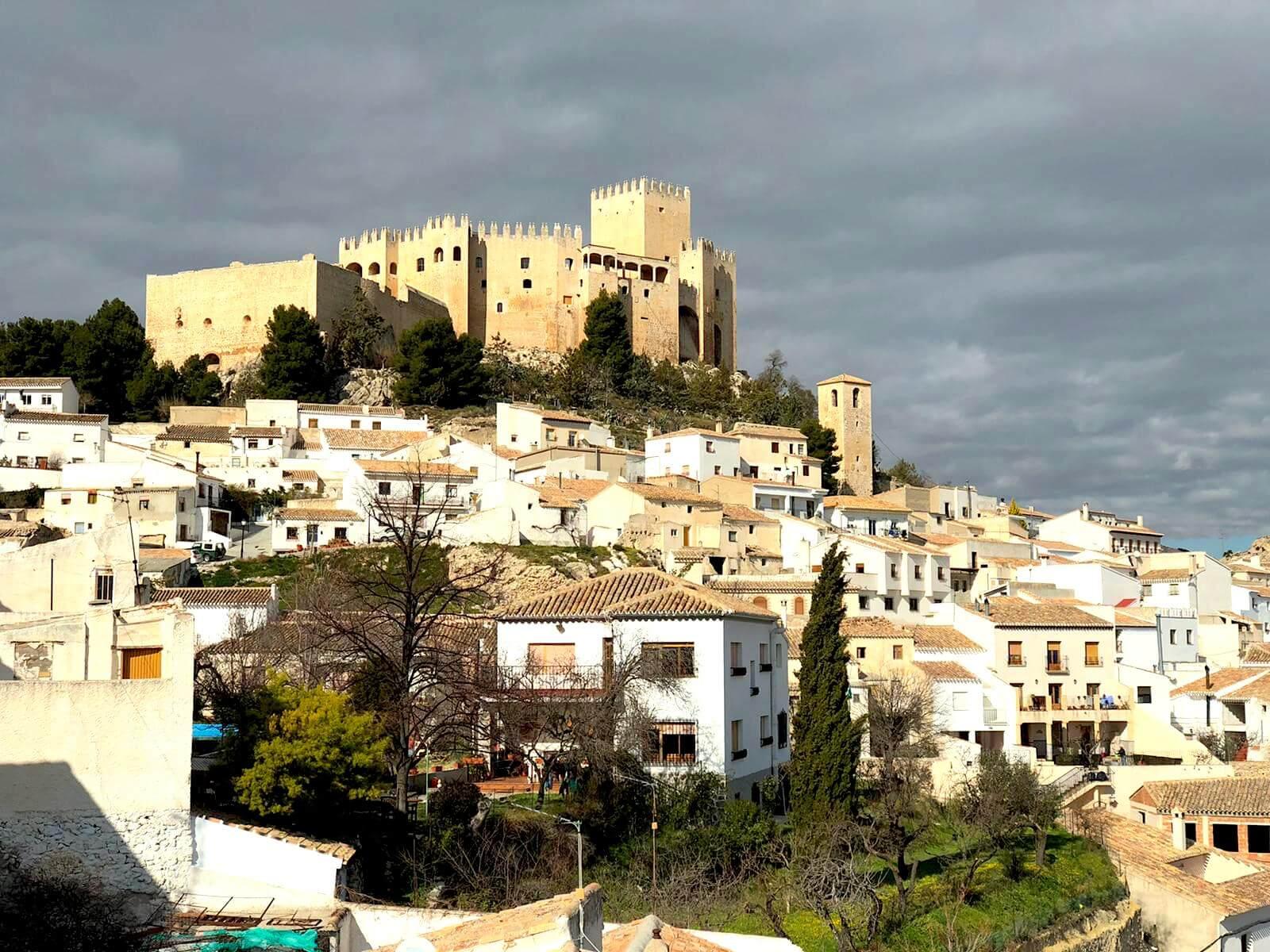 Castillo de Velez Blanco Almería