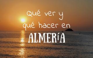 Qué ver y qué hacer en Almeria