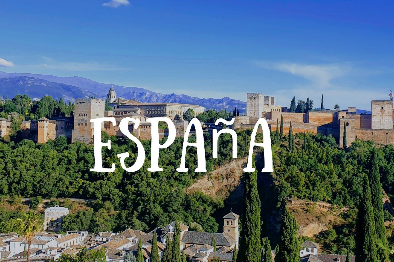 Viajar por España Europa