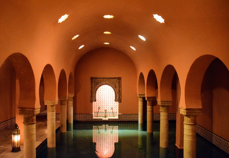 Hammam Al Ándalus Baños Árabes Granada