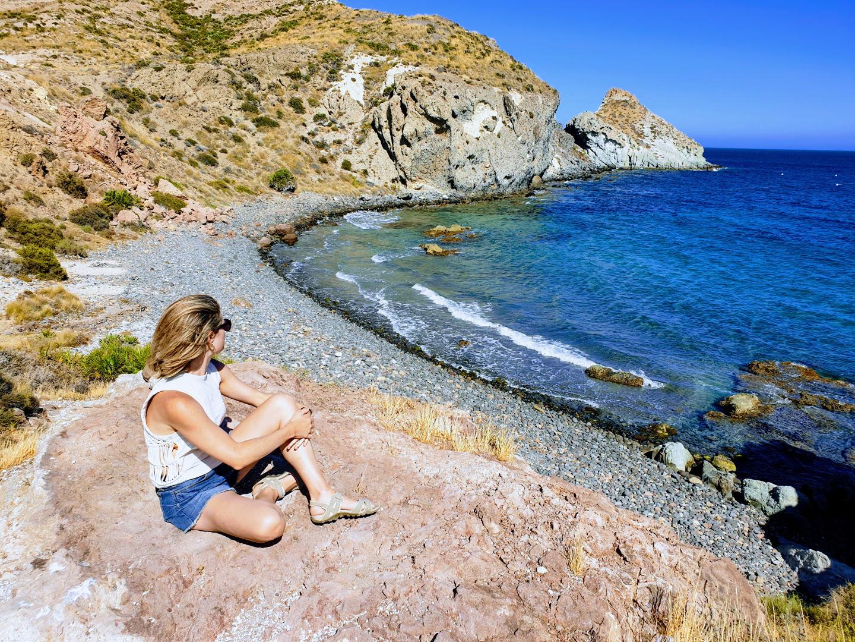 Cala Higuera Cabo de Gata