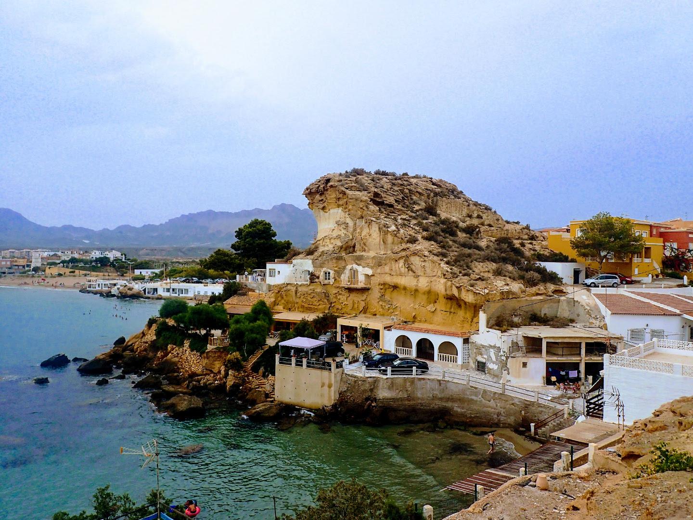 Cuevas San Juan de los Terreros Almería