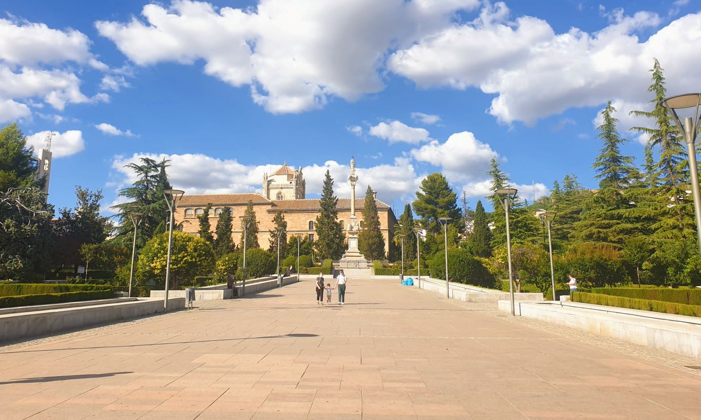 Jardines del Triunfo de Granada