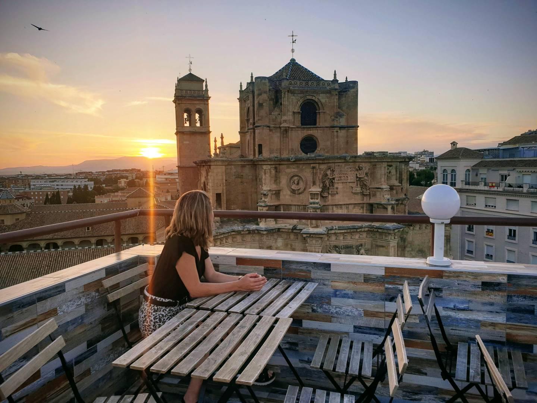 Monasterio Chill Out Terraza Granada