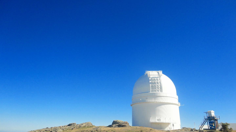 Observatorio Calar Alto Almería