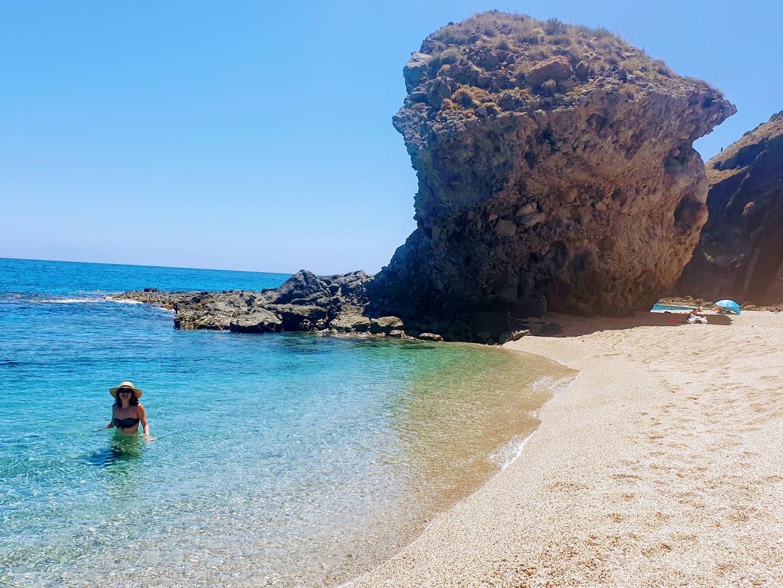 Playa de los Muertos Almería