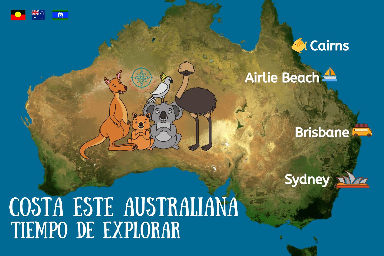 Costa este Australia