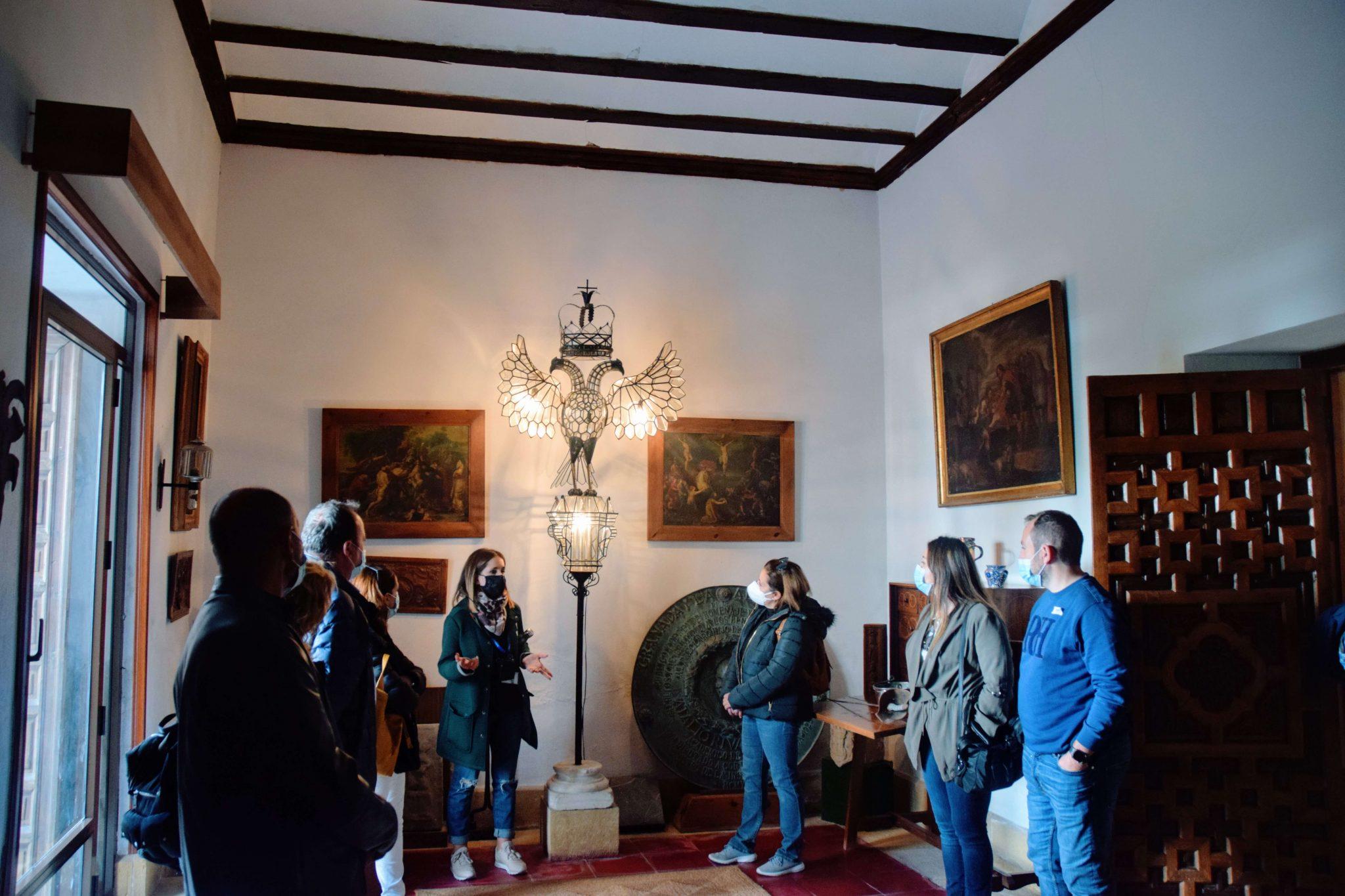 Visita guiada Ubeda. Palacio Vela de los Cobos